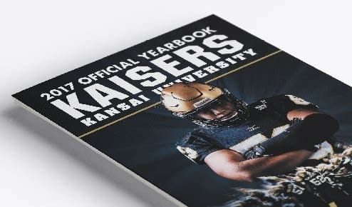 KAISERS YEARBOOK 2017