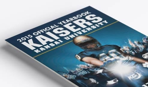 KAISERS YEARBOOK 2015