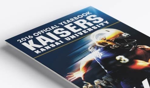 KAISERS YEARBOOK 2016