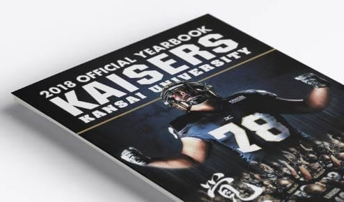 KAISERS YEARBOOK 2018
