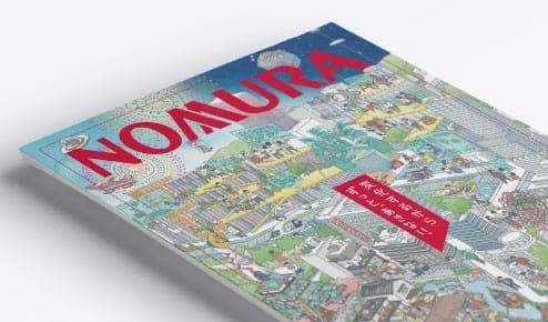 野村證券 GREETING BOOK 4